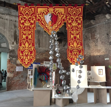 The Malta Pavilions anti-hierarchical display of art and artifacts marks its third time in Venice, via Art Observed