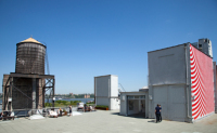 Hauser & Wirth Rooftop, via Art News