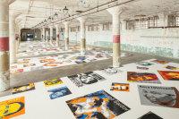 Ai Weiwei, Trace, via NYT