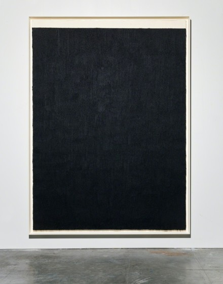 Richard Serra, Elevational Weights, Equivalents II (2011), via Gagosian Gallery