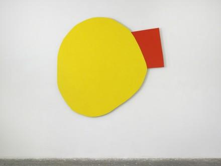 Imi Knoebel, Union II (2016), via White Cube