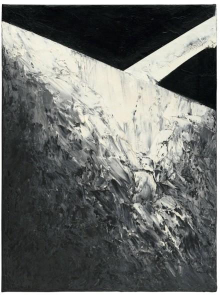 Jay DeFeo, White Water (1989), via Mitchell-Innes & Nash