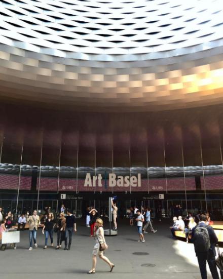 Art Basel, via Art Observed