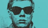 Andy Warhol self-portrait, via Guardian
