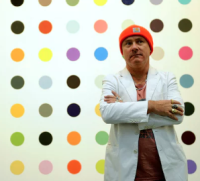 Damien Hirst, via Guardian