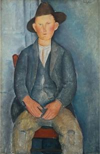 Amedeo Modigliani, via Art Newspaper