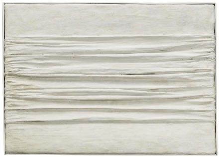 Piero Manzoni, Achrome (circa 1959), via Sothebys
