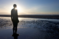 Antony Gormley, via The Guardian