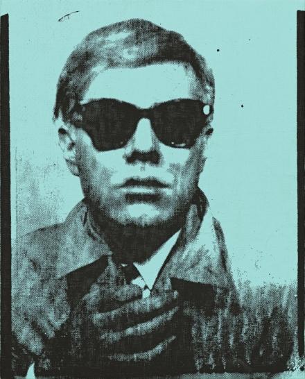 Andy Warhol, Self-Portrait (1963-64) final price£6,008,750, via Sothebys