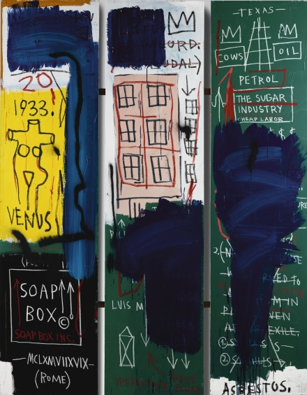 Jean-Michel Basquiat, Untitled (1983), final price£6,492,500, via Sothebys.jpg