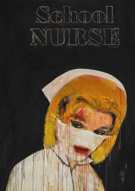 Richard Prince, School Nurse (2005) final price£4,096,250 via Sothebys