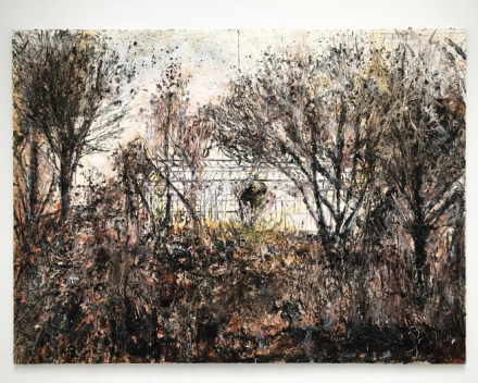 Anselm Kiefer, The Painter's Studio (2016), via Art Observed