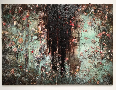 Anselm Kiefer, Aurora (2015-2017), via Art Observed