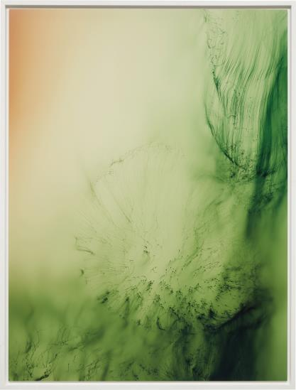 Wolfgang Tillmans, Freischwimmer #84  (2004). Final Price: £605,000, via Phillips