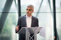 Sadiq Khan, via The Stage
