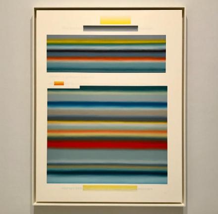 Jenny Holzer, Compromised Knowledge (2014-2015), via Sarah Cohen for Art Observed