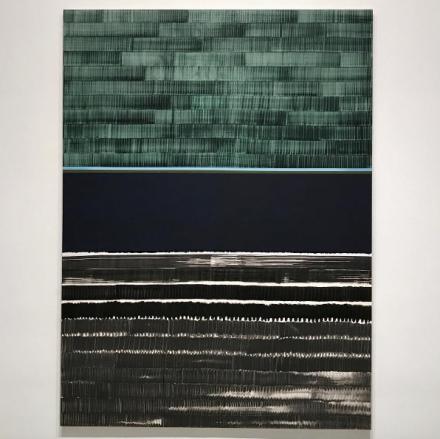 Juan Usle, Sone Que Revelabas (Missouri) (2017), via Sarah Cohen for Art Observed