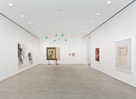 Lyric On a Battlefield (Installation View), Photos by David Regen. Courtesy Gladstone Gallery, New York and Brussels