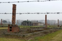 Auschwitz, via Washington Post