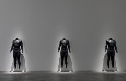 Alex Israel, Summer 2 (Installation View), via Almine Rech