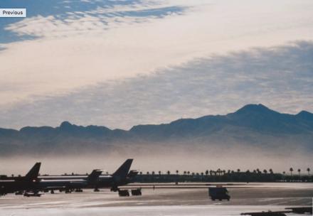 Jean Baudrillard, Las Vegas (1996), via Foxy Production