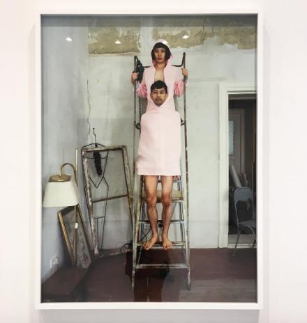 Pixy Liao, One Dress (2017), via Art Observed