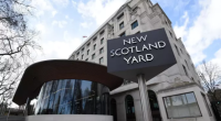 New Scotland Yard, via Financial Times