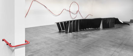 Monika Sosnowska (Installation), via Art Observed