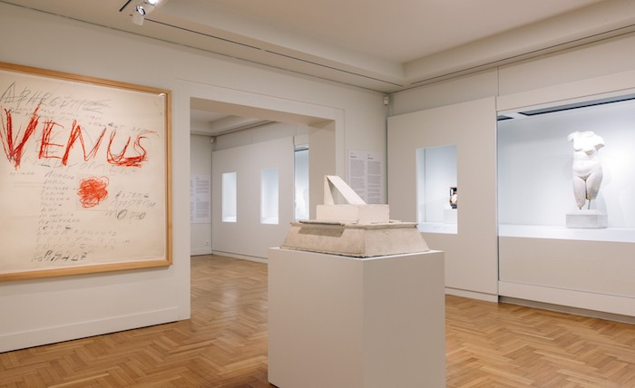 Cy Twombly-Divine Dialogues-Museum of Cycladic Art