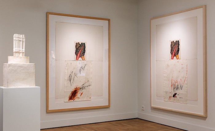 Cy Twombly-Divine Dialogues-Museum of Cycladic Art 2