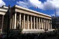 The Palais Brongniart in Paris, via Art Newspaper