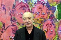 Georg Baselitz, via Artforum