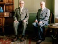 Gilbert and George, via FT
