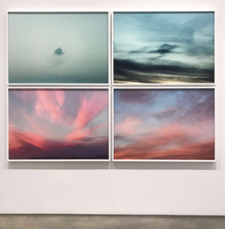 Trevor Paglen, A Study of Invisible Images (Installation View), via Art Observed