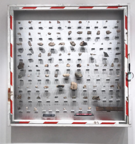 Tom Sachs at Sperone Westwater, via Art Observed