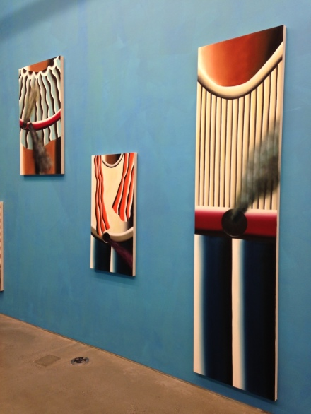 Andreas Schulze, Vacanze 365 (Installation View)