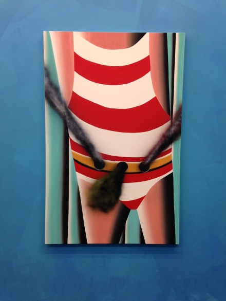 Andreas Schulze, Untitled (Vacanze 23) (2017)