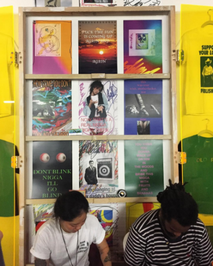 Coloured Press, via Art Observed