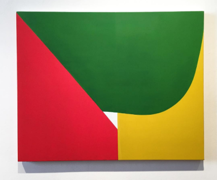 Eric Brown at Theodore Art, via Art Observed