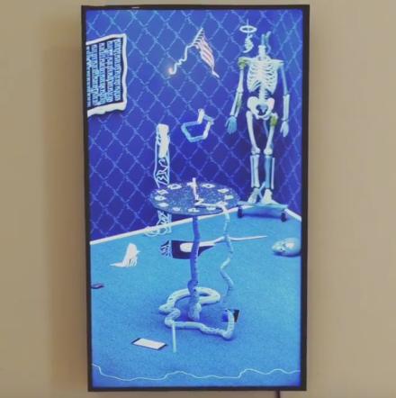 Video by Mitch Patrick, via Art Observed