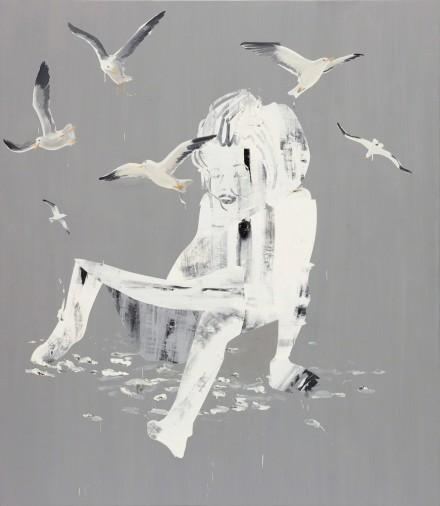 Tala Madani, Monument Pussy (2017), via 303