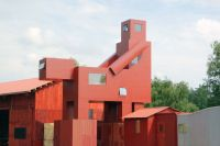 Atelier Van Lieshout's Domestikator in 2015, via Art Newspaper