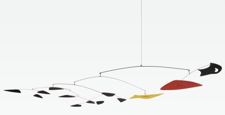 Alexander Calder, Untitled (1960), via Sothebys