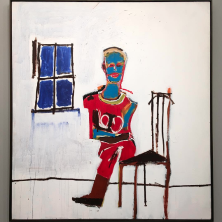 Jean-Michel Basquiat at Acquavella