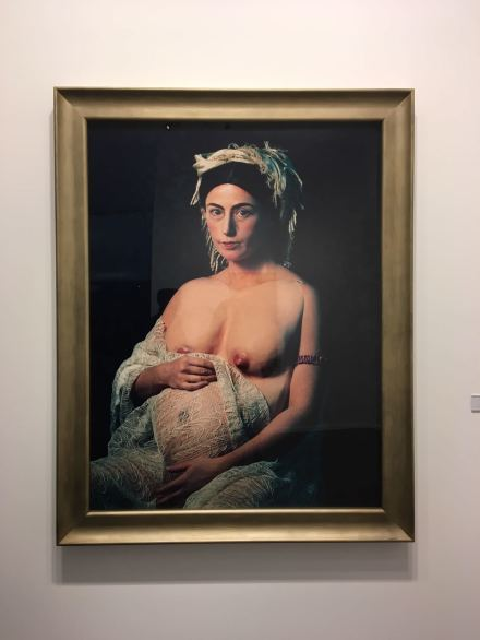 Cindy Sherman at Skarstedt, via Art Observed
