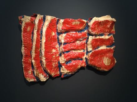 Claes Oldenburg and Hauser and Wirth, via Art Observed