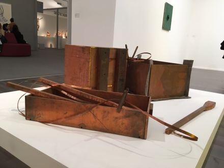 Joseph Beuys at David Zwirner, via Art Observed