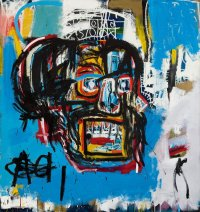 Jean-Michel Basquiat, via NYT