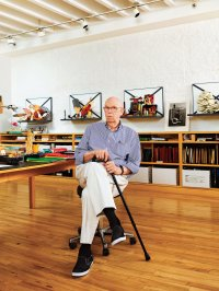Claes Oldenburg, via NYT