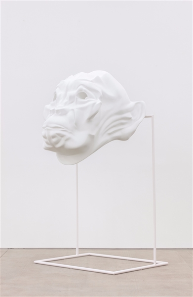 Marguerite Humeau, Jonny's Child (OH7B) (2014), via Clearing
